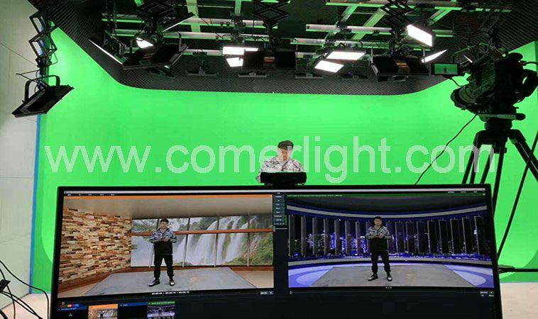 CM-PL120W LED Studio Panel Lighting with DMX512