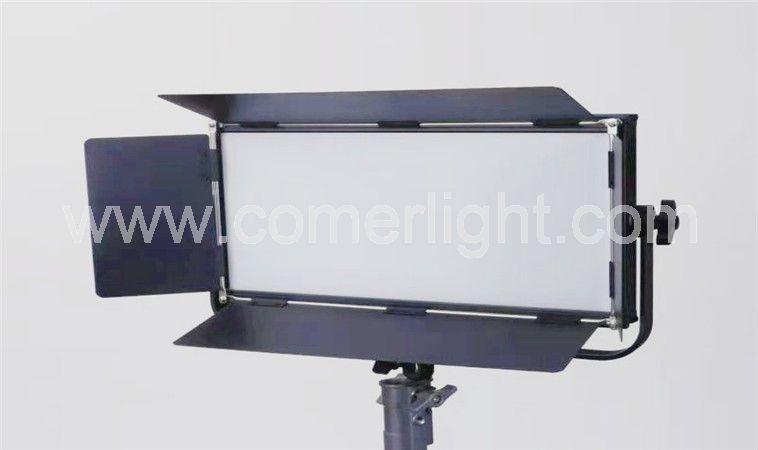 Pole operated LED studio Bi-color light 100W